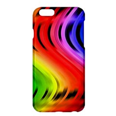 Colorful Vertical Lines Apple iPhone 6 Plus/6S Plus Hardshell Case