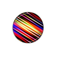 Funky Color Lines Hat Clip Ball Marker (10 pack)
