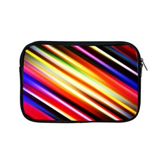 Funky Color Lines Apple Ipad Mini Zipper Cases