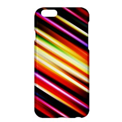 Funky Color Lines Apple iPhone 6 Plus/6S Plus Hardshell Case