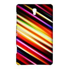 Funky Color Lines Samsung Galaxy Tab S (8 4 ) Hardshell Case
