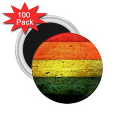 Five Wall Colour 2.25  Magnets (100 pack)