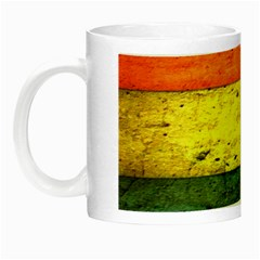 Five Wall Colour Night Luminous Mugs