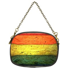 Five Wall Colour Chain Purses (One Side)