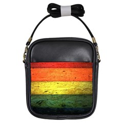 Five Wall Colour Girls Sling Bags