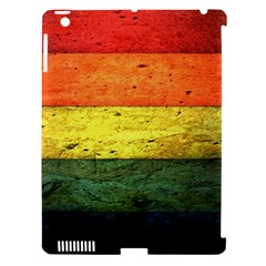 Five Wall Colour Apple Ipad 3/4 Hardshell Case (compatible With Smart Cover)