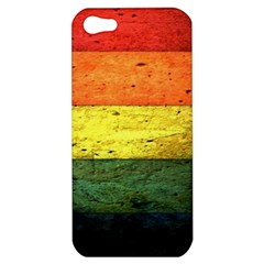 Five Wall Colour Apple iPhone 5 Hardshell Case