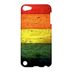 Five Wall Colour Apple iPod Touch 5 Hardshell Case