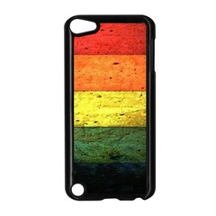Five Wall Colour Apple iPod Touch 5 Case (Black)