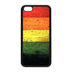 Five Wall Colour Apple Iphone 5c Seamless Case (black)