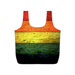 Five Wall Colour Full Print Recycle Bags (s)