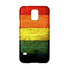 Five Wall Colour Samsung Galaxy S5 Hardshell Case