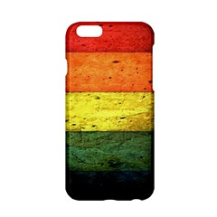 Five Wall Colour Apple Iphone 6/6s Hardshell Case