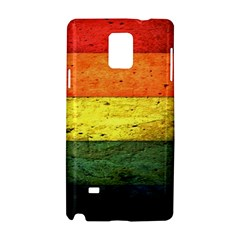 Five Wall Colour Samsung Galaxy Note 4 Hardshell Case