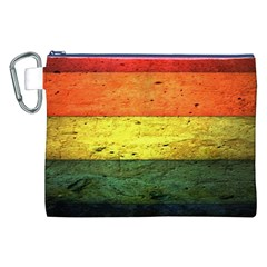 Five Wall Colour Canvas Cosmetic Bag (XXL)