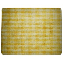 Spring Yellow Gingham Jigsaw Puzzle Photo Stand (rectangular)