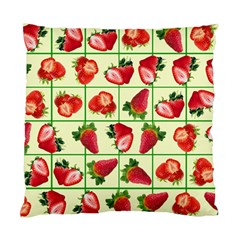 Strawberries Pattern Standard Cushion Case (Two Sides)
