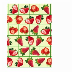 Strawberries Pattern Large Garden Flag (Two Sides)