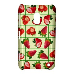 Strawberries Pattern Nokia Lumia 620
