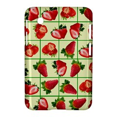 Strawberries Pattern Samsung Galaxy Tab 2 (7 ) P3100 Hardshell Case