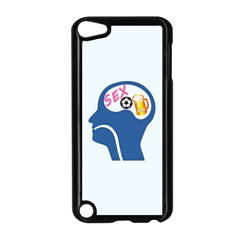 Male Psyche Apple iPod Touch 5 Case (Black)