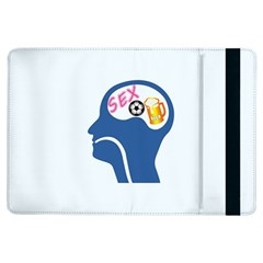 Male Psyche iPad Air Flip