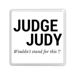 Judge judy wouldn t stand for this! Memory Card Reader (Square)