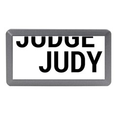 Judge judy wouldn t stand for this! Memory Card Reader (Mini)