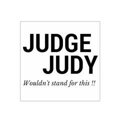 Judge judy wouldn t stand for this! Satin Bandana Scarf