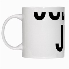 Judge judy wouldn t stand for this! White Mugs