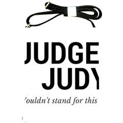 Judge judy wouldn t stand for this! Shoulder Sling Bags