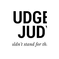 Judge judy wouldn t stand for this! Shower Curtain 48  x 72  (Small)