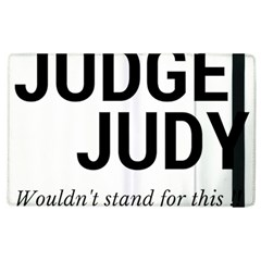 Judge Judy Wouldn t Stand For This! Apple Ipad 2 Flip Case
