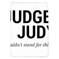Judge judy wouldn t stand for this! Flap Covers (L)
