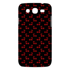 Alice Blue Quatrefoil in an English Country Garden Samsung Galaxy Mega 5.8 I9152 Hardshell Case
