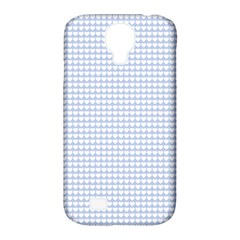 Alice Blue Hearts in an English Country Garden Samsung Galaxy S4 Classic Hardshell Case (PC+Silicone)