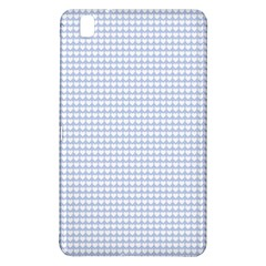 Alice Blue Hearts in an English Country Garden Samsung Galaxy Tab Pro 8.4 Hardshell Case