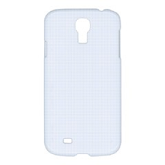 Alice Blue Lattice in an English Country Garden Samsung Galaxy S4 I9500/I9505 Hardshell Case