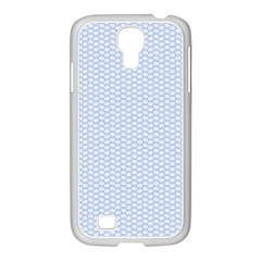 Alice Blue White Kisses in English Country Garden Samsung GALAXY S4 I9500/ I9505 Case (White)