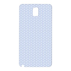 Alice Blue White Kisses in English Country Garden Samsung Galaxy Note 3 N9005 Hardshell Back Case