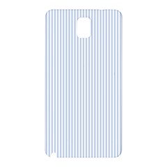 Alice Blue Pinstripe in an English Country Garden Samsung Galaxy Note 3 N9005 Hardshell Back Case