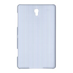 Alice Blue Pinstripe in an English Country Garden Samsung Galaxy Tab S (8.4 ) Hardshell Case