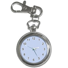 Alice Blue Mini Footpath in English Country Garden  Key Chain Watches