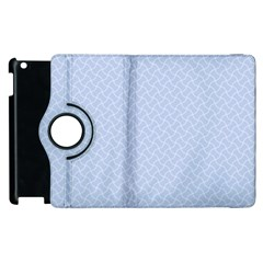 Alice Blue Mini Footpath in English Country Garden  Apple iPad 3/4 Flip 360 Case