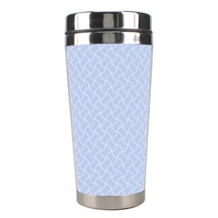 Alice Blue Mini Footpath in English Country Garden  Stainless Steel Travel Tumblers