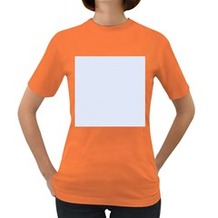 Alice Blue Houndstooth in English Country Garden Women s Dark T-Shirt