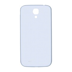 Alice Blue Houndstooth in English Country Garden Samsung Galaxy S4 I9500/I9505  Hardshell Back Case