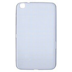 Alice Blue Houndstooth in English Country Garden Samsung Galaxy Tab 3 (8 ) T3100 Hardshell Case