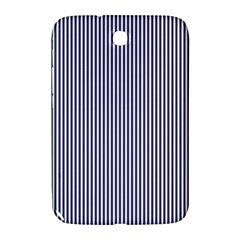 USA Flag Blue and White Stripes Samsung Galaxy Note 8.0 N5100 Hardshell Case