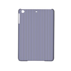 USA Flag Blue and White Stripes iPad Mini 2 Hardshell Cases